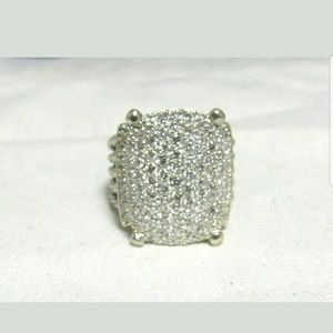 David yurman 200 mm ×15 mm largest ring